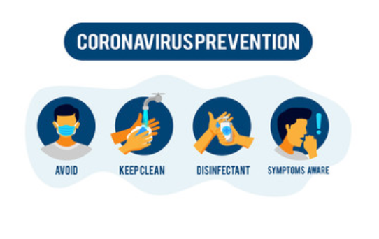 COVID-19 AND DISINFECTING PROCEDURE